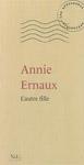 Annie Ernaux - L'autre fille
